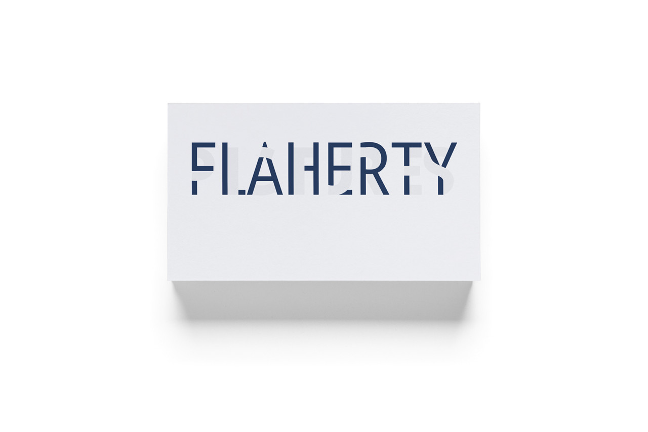 Jessica Lee FLAHERTY PICTURES [Logo Design]