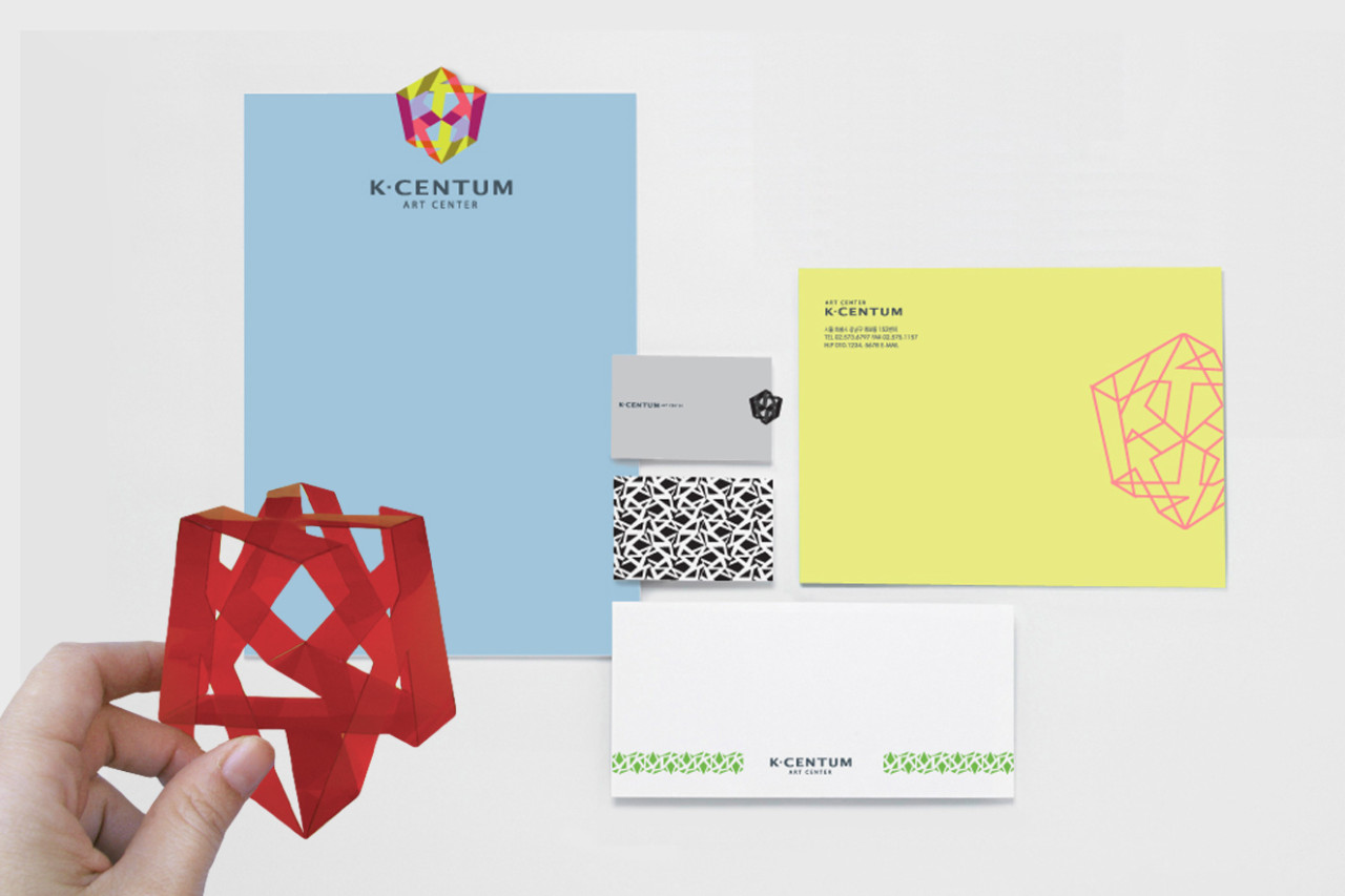 Jessica Lee K-CENTUM ART CENTER [Branding]