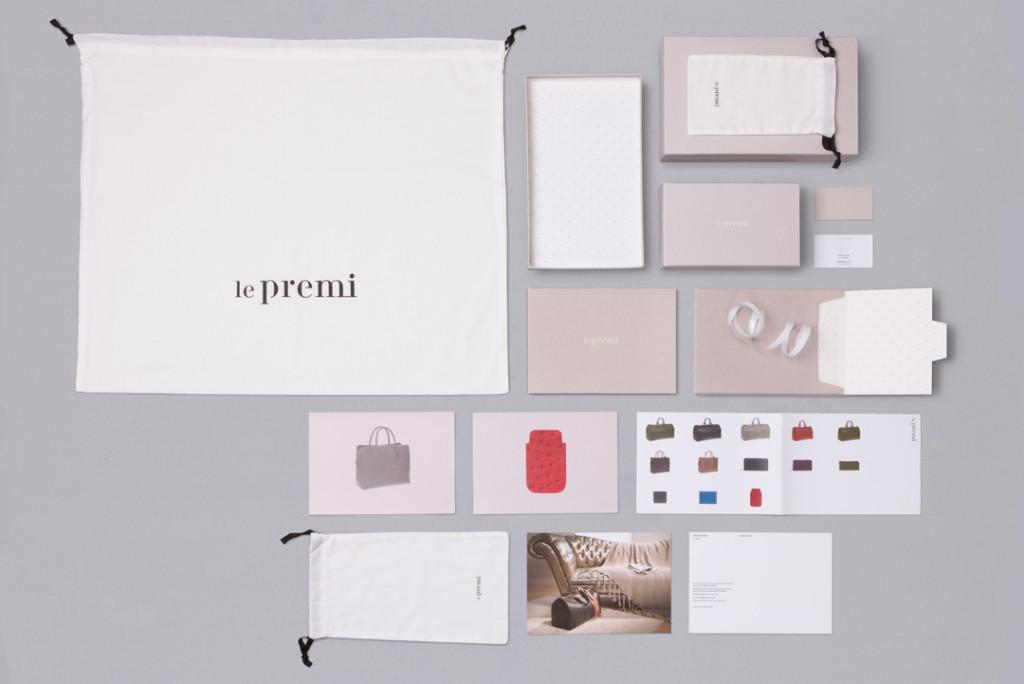Jessica Lee LE PREMI [Branding]